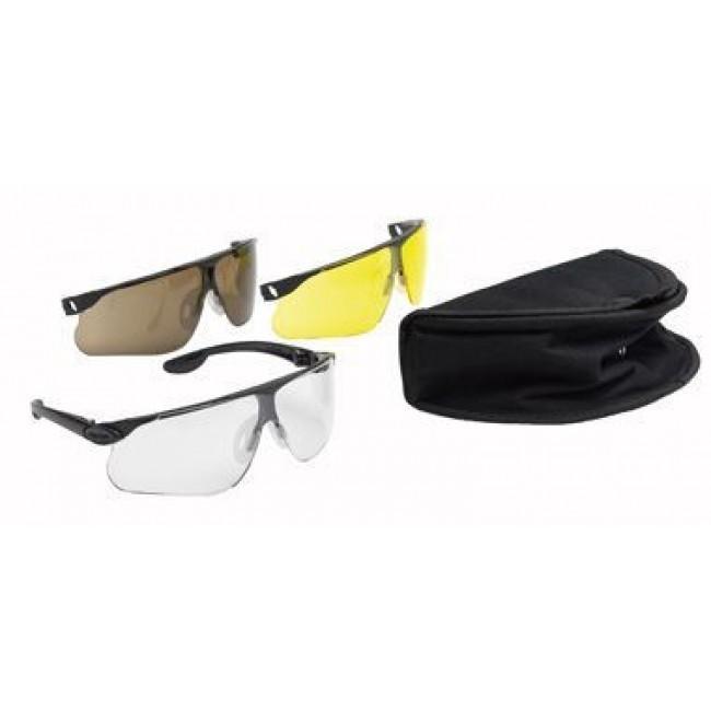 3c1e90c0eb03f9 Okulary ochronne Peltor Maxim Ballistic Utility Pack zestaw