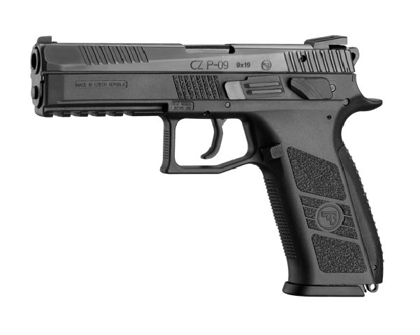 Pistolet bojowy CZ P-09 9 mm 9x19